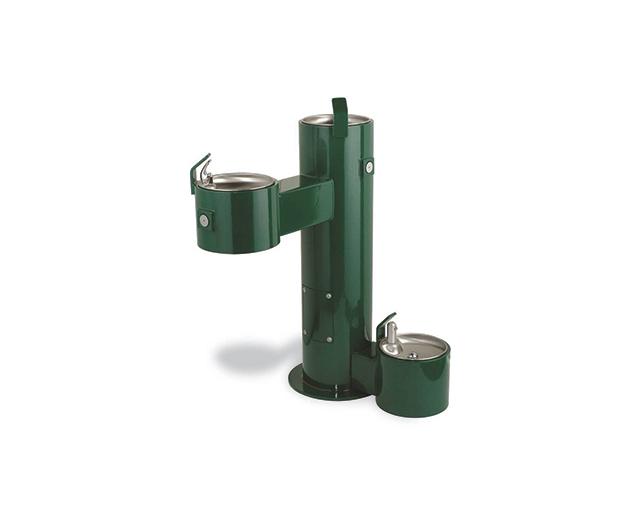 Fido & Me Fountain W/ Accessible & Standard Basins