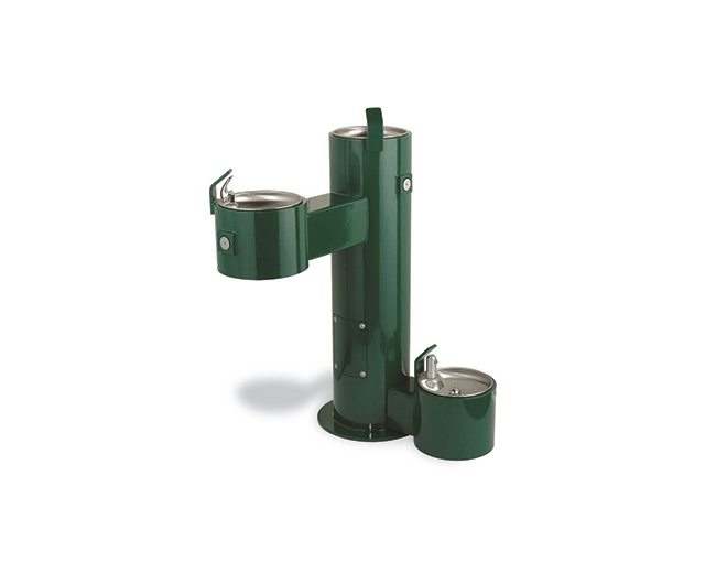 Fido & Me Fountain W/ Accessible & Standard Basins Image