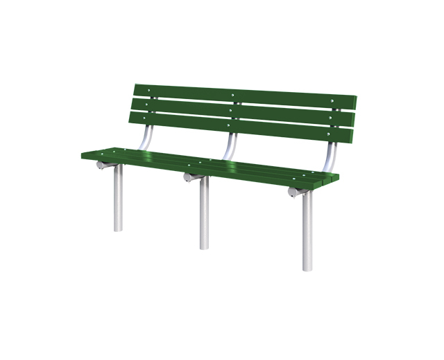 Recycled Sit & Stay Bench Image