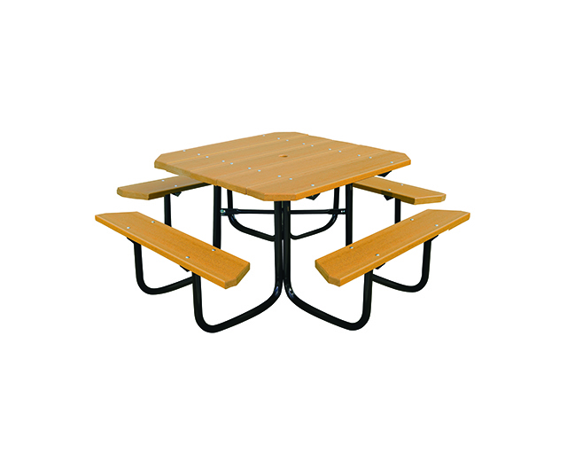Recycled Chow Hound Table Image