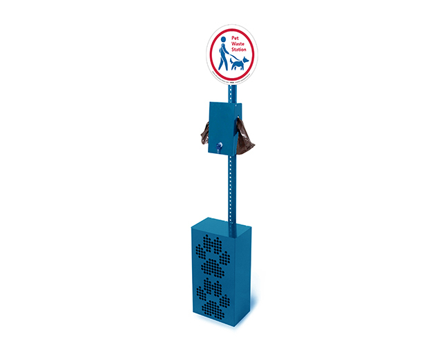 Pet Waste Station Image