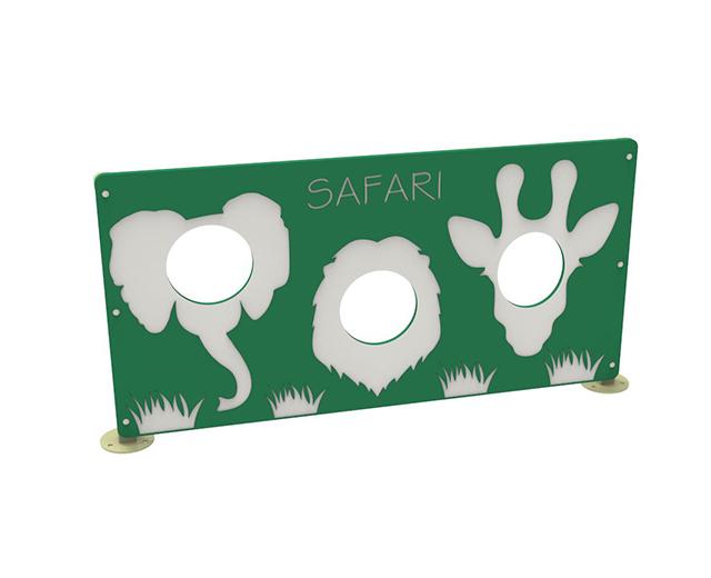 Safari Photo Booth Panel Image